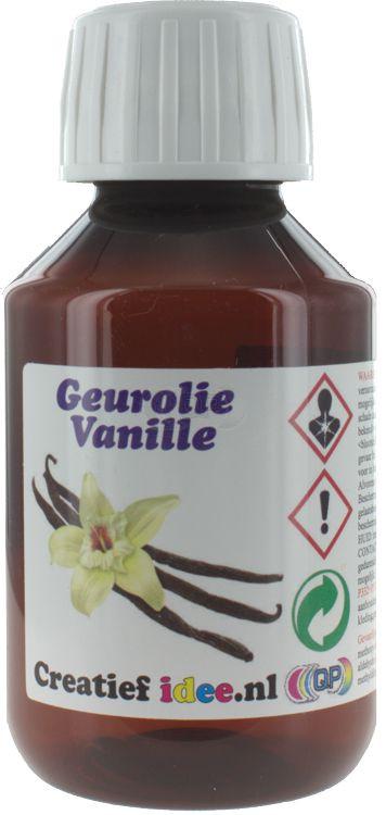 Duftöl Vanille 500ml