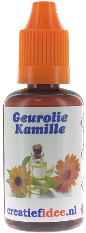 Duftöl Kamille 30ml (nur Dekoration)