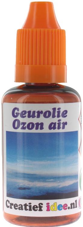 Duftöl Ozon Luft 15ml (nur Dekoration)