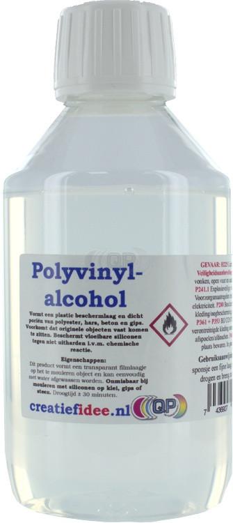 Polyvinyalalkohol schützt und schließ die Poren 250 ml