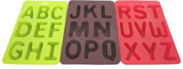 QP0003S Silikonform: Alphabet