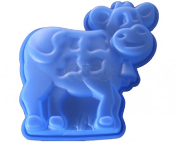 QP0016S Silikonform: Kuh (groß)