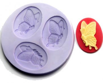 QP0091S Silikonform: Schmetterling