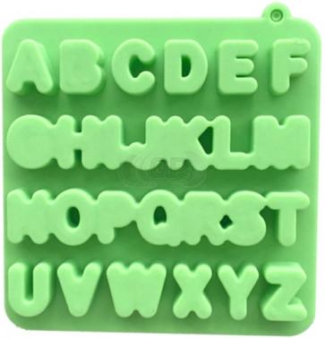 QP0110S Silikonform: Alphabet