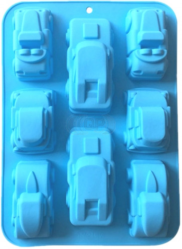 QP0123S Silikonform: Autos