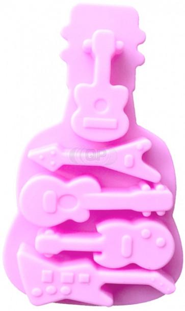 QP0139S Silikonform: Gitarre