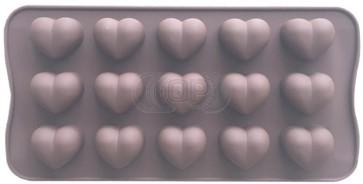 QP0148S Silikonform: Herzen