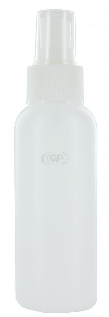 Sprayflasche 100ml frosty clear