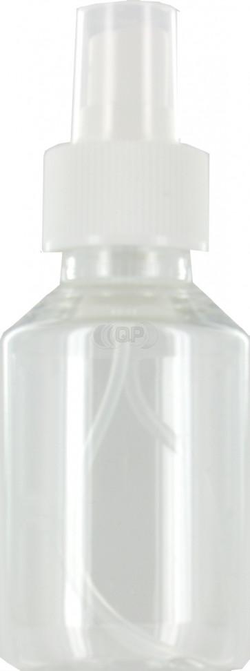 Sprayflasche 100ml transparent 28mm