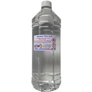 Chirurgischen Alkohol (70%) Nachüfllung 1 liter