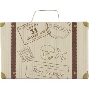 Geschenkbox Koffer 5 Stück (8*3*5 Zm)