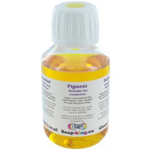Basis Mischfarbe gelb Nachfüllung (Kosmetik)