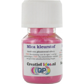 Glimmer / mica Passion Pink ±20ml