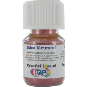 Glimmer / mica Russet ±20ml
