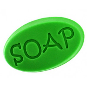 QP0067S Silikonform: Soap