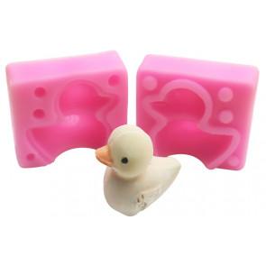 QP0147S 3D-Silikonform: Ente