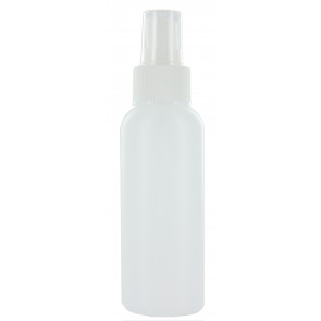 Sprayflasche 100ml frosty clear