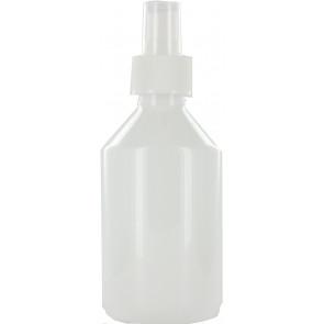Sprayflasche 250ml weiß 28mm