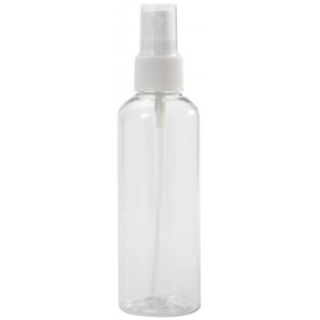 Sprayflasche 100ml transparent