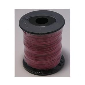 Wachsschnur rosa Ø 1mm 70 meter