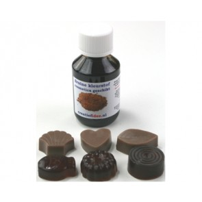 Farbe braun (Kosmetik) 100 ml