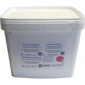 Glyzerin Gießseife Schwitzt & Kondensiert nicht weiß 27,5 kilo